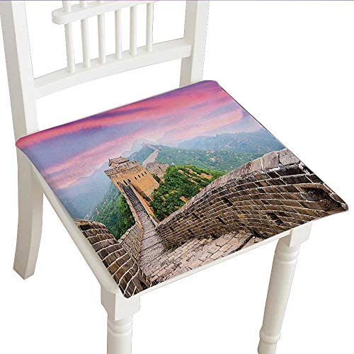 - Cheery-Home Squared Seat Cushion (24