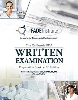 the california rda written examination prep book 3rd edition rh amazon com
