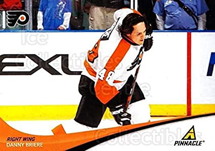Amazon.com  (CI) Danny Briere Hockey Card 2011-12 Pinnacle (base) 48 ... 6ad1a6a10