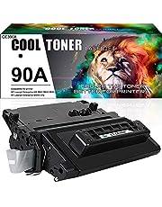 Cool Toner Compatible Toner Cartridge Replacement for HP 90A CE390A 90X CE390X HP Laserjet Enterprise 600 M601 M602 M603 M4555 MFP Toner Cartridge Ink (Black, 1-Pack)