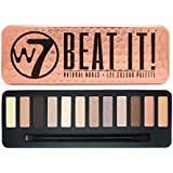 W7 15.6 g Beat It Natural Nudes Eye Colour Palette - 12-Piece