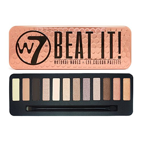 W7 Eye Shadow Colour Palette 15.6g