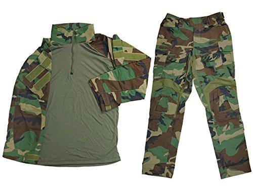 Crye Precisionタイプ G3 コンバットシャツ・パンツ 上下セット