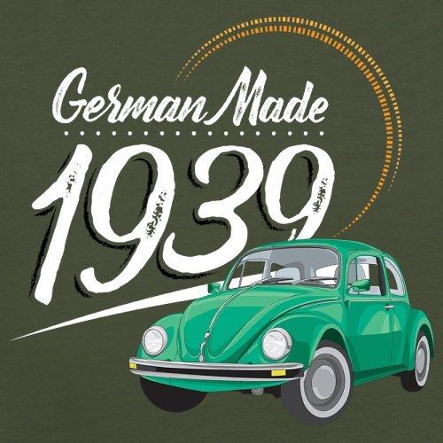 Couleurs Dressdown Made Coccinelle Vert Homme 13 German Armée T 1939 shirt CCnS8Oarx