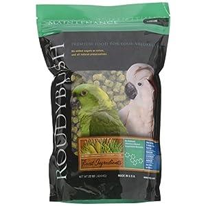 RoudyBush Daily Maintenance Bird Food, Medium, 22-Ounce 84