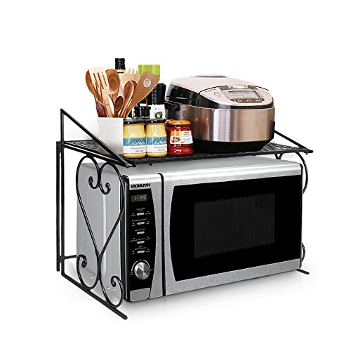 Top 10 Microwave Accessories Rack Of 2019 No Place