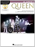 Queen for Clarinet - Instrumental Play-along Cd/pkg, Queen, 1458405672
