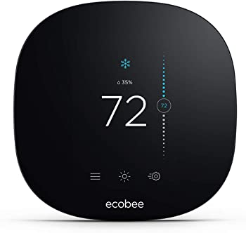 Ecobee3 Lite Wi-Fi Smart Thermostat Works
