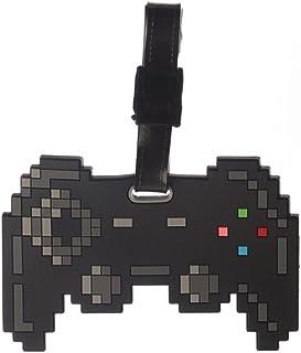 Etichetta per bagaglio in pvc CONTROLLER joystick consolle Puckator