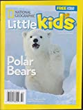 Best National Geographic Magazines For Kids - National Geographic Little Kids Magazine January/February 2018 Review