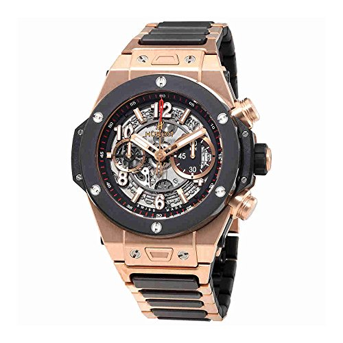 Hublot Big Bang UNICO Automatic Chronograph Mens Watch 411.OM.1180.OM
