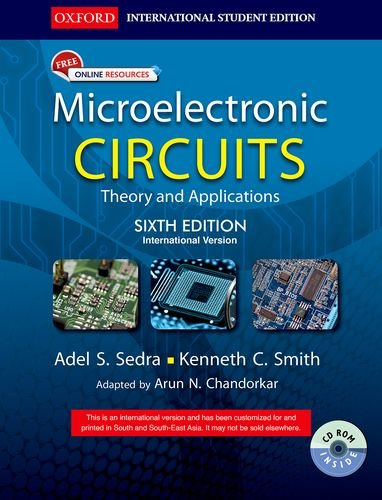 Microelectronic Circuits: Theory and Applications (International Version)