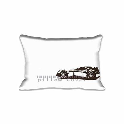 Amazon.com: Hot Wheels Funda de almohada impresión digital ...