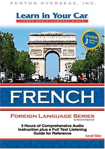 Learn in Your Car French Level One