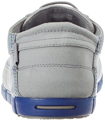 Crocs Stretch Sole Lace Light Grey/Cerulean Blue 14774-0Y7 Grau