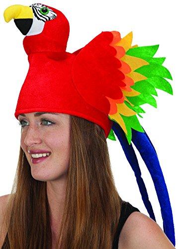 Jacobson Hat Company Velvet Parrot Hat for $<!--$2.98-->