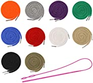10 Pieces Replacements Drawstring Cords Strings with Easy Threader