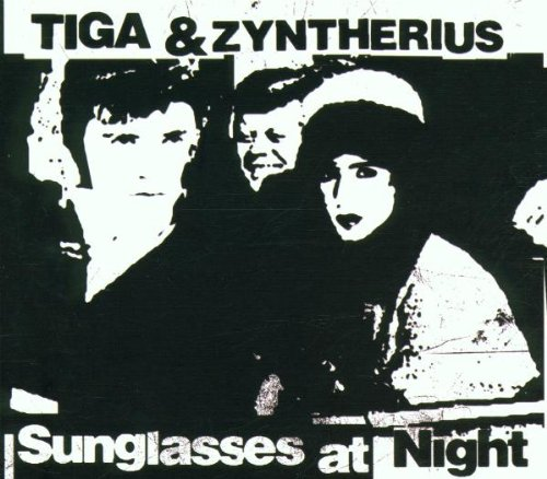 Sunglasses at Night (Digipak) - Sunglasses Night Zyntherius Tiga ??????? At