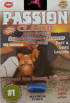 Passion classic sexual