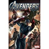 (11x17) The Avengers Charging Marvel Movie Poster
