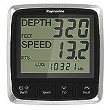 Raymarine i50 Tridata Display System w/Thru-Hull Transducer (E70149) (46057)