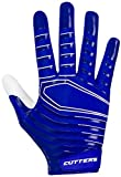Cutters Gloves Rev 3.0 Receiver Gloves, Royal, Small