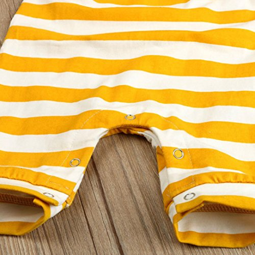 Vicbovo Clearance Sale!! Baby Romper, Toddler Infant Boy Girl Cute Sleeveless Striped Jumpsuit Summer Clothes Outfit
