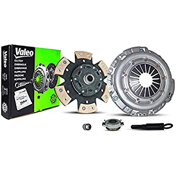 Clutch Kit Valeo Works With Nissan 350Z Infiniti G35 Journey Base Enthusiast Grand Touring Track Performance
