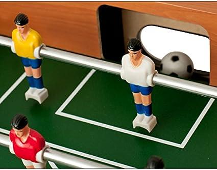 Deuba Futbolín Juego de Mesa de Madera Baby Foot Infantil para ...