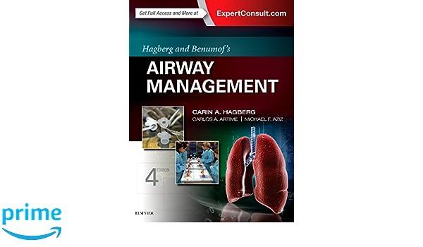 Benumof and Hagbergs Airway Management