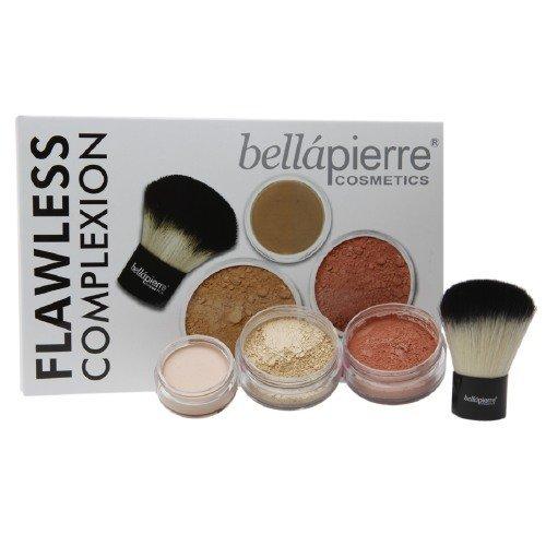 Bellapierre Cosmetics Flawless Complexion Kit, FAIR ($75 Retail)