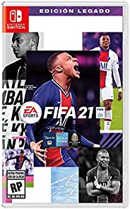FIFA 21 - Standard Edition - Nintendo Switch