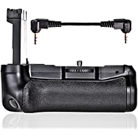 FOSITAN BG-1X Vertical Battery Grip Holder Battery Pack for Canon EOS 800D/Rebel T7i/77D/Kiss X9i, work with LP-E17 battery (Not includs)