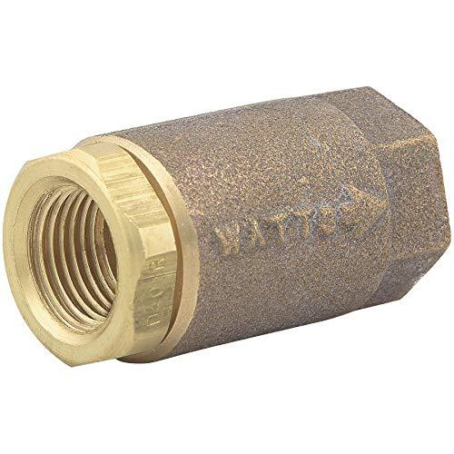 Watts 0555179 1-1//2 Lead Free Cast Copper Silicon Alloy Maxi-Flo Check Valves