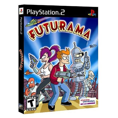Click for larger image of Futurama