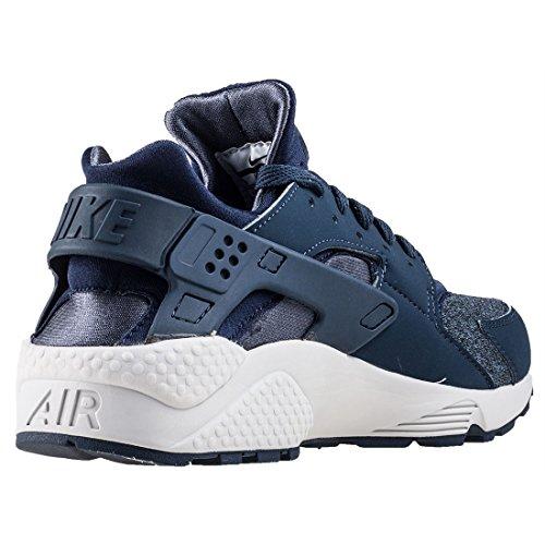 Nike Air Huarahe, Scarpe da Ginnastica Basse Uomo Blu