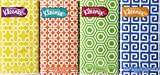 Health & Personal Care : Kimberly-clark Corp 11975 Kleenex White Facial Tissue (Pack of 16)