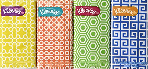 Kimberly-clark Corp 11975 Kleenex White Facial Tissue (Pack of 16)