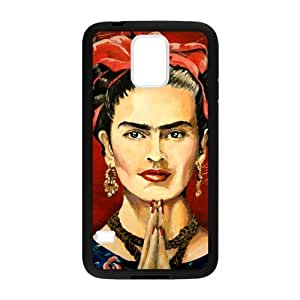 Zyhome Galaxy S5 Mexican Modern Art Frida Kahlo Case Cover for Samsung Galaxy S5 (Laser Technology)