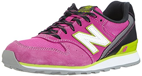 New Balance With Lime Black berry Da amp; Donna Carnival 996 Rosa Sneakers HBH46