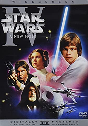 Star Wars, Episode IV: A New Hope (Widescreen Edition) (Star Wars Widescreen Trilogy)