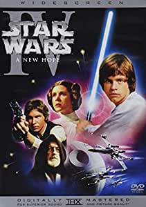 Star Wars, Episode IV: A New Hope (Widescreen Edition)