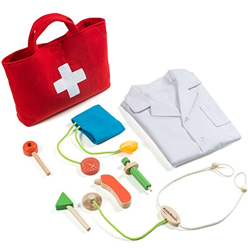 Kiddie-Woods-Wooden-Toy-Doctor-Kit-for-Kids-Pretend-Medical-Play-Set-for-Boys-and-Girls-Educational-for-Children-Older-Toddlers