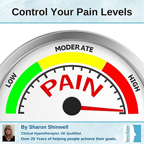 Pain Management Hypnosis CD [Audio CD] by