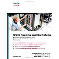 CCIE Routing and Switching Exam Certification Guide (3rd Edition)