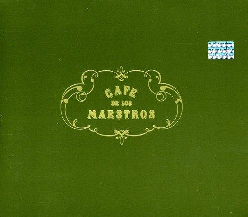 Cover of Cafe de los Maestros 2/Various