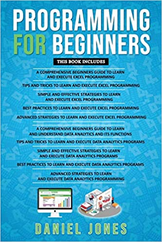 Programming for Beginners: 10 Books in 1- 5 Books of Excel