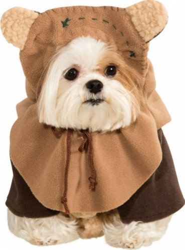[Ewok Pet Costume - Small] (Star Wars Dog Costumes Ewok)