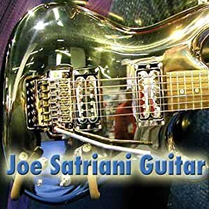 JOE SATRIANI GUITAR - HUGE Unique Original Samples/grooves Library on CD