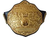 Fandu Belts 15%off Black Friday Adult Replica Big Gold Wrestling Championship Belt Title 8mm Thick 6.8lbs Trophy